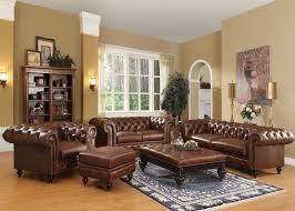 Formal Living Room Sets Dallas Designer Furniture Shantoria Formal Living Room Set In Brown