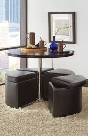 Ottoman Tables Coffee Table With 4 Storage Ottomans Foter