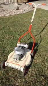114 best lawnmowers images on pinterest lawn mower vintage