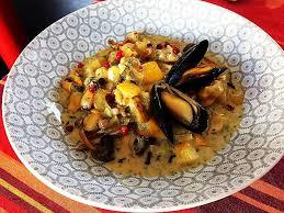 cuisiner les chanterelles grises cuisiner les chanterelles fresh mouclade d inspiration saintongeaise