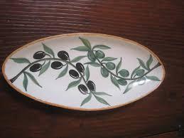 ceramic serving platters studio oliva ceramics italian made maiolica serving trays