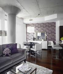 purple livingroom grey white purple livingroom decor living rooms
