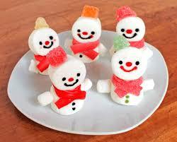 snowman marshmallows make marshmallow snowmen easy how to step by step diy tutorial