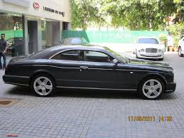 bentley brooklands coupe for sale a bentley joins the family page 13 team bhp