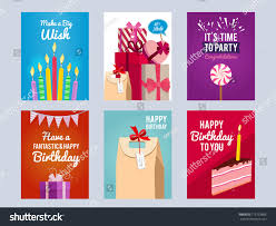 many stock birthday party invitation card vector creation invitation cards kids birthday party vector stock vector 713753806