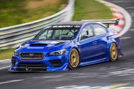 subaru wrx sti 2016 long term test review by car magazine subaru wrx sti type ra nbr special thrashes u0027ring record by car
