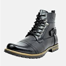 Most Comfortable Military Boots Amazon Com Bruno Marc Men U0027s Military Motorcycle Combat Boots Boots