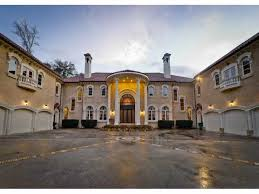 mediterranean home builders 6 9 million traditional mediterranean mansion in atlanta ga
