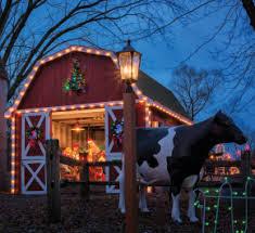country christmas country springs christmas lights display country christmas