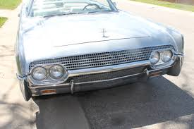 1961 lincoln continental convertible barn find brewer classic