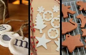 3 ways to diy dough ornaments make
