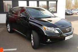 lexus rx 350 uk used left drive lexus cars for sale any and model available
