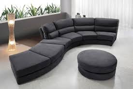 Curved Sofa Sectional by Decoration Modern Curved Sofa With Contemporary Style Leather
