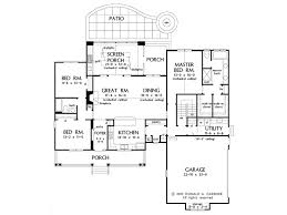 country homes floor plans eplans country house plan traditional with country influence