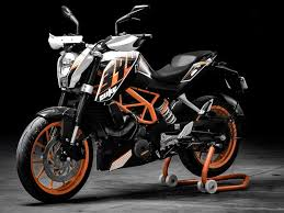 Ktm D Ktm 390 Duke In Second Generation Guise Touches Base In India For R D