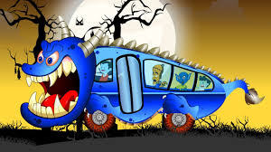 Scary Poems For Halloween Halloween Songs Wheels On The Bus Halloween For Kids Videos