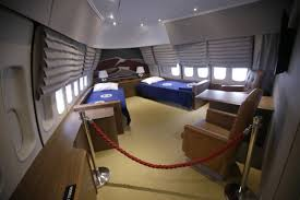 air force one interior air force 1 replica takes visitors inside presidential 747