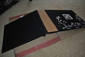 scrapbook binder self made scrapbook album bigger and better options bailey s