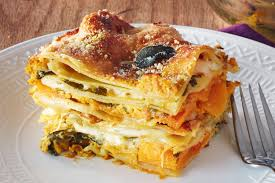 thanksgiving vegetarian recipes how to make vegetarian thanksgiving lasagna kitchn