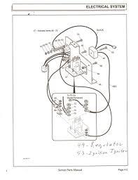 1992 ezgo marathon manual images reverse search