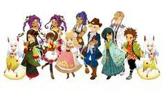 emuparadise harvest moon animal parade story of seasons all the marriageable candidates with the default