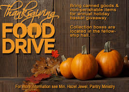 thanksgiving food drive religious flyer microsoft word certificate