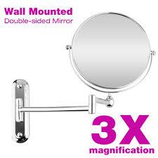 amazon com floureon 8 inches double sided wall mount makeup