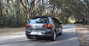 volkswagen wolfsburg 2017 vw golf tsi sel wolfsburg edition road test review w video