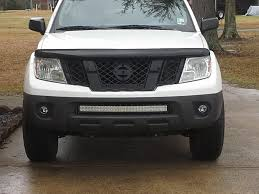 nissan frontier bed length in bumper led bar nissan frontier forum