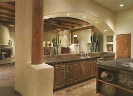 santa fe style homes tucson az home design and style santa fe style home oro valley az lot 77 contemporary kitchen
