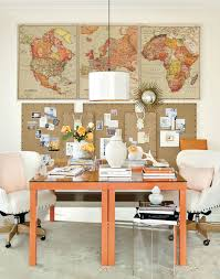 office spaces office spaces spaces and decorating cool bulletin boards suzanne kasler s taylor parsons office collection for ballard designs
