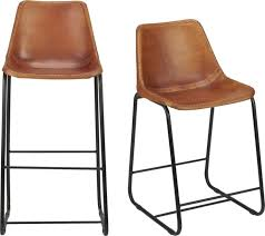 bar stools wood and leather bar stool leather seat sbl home
