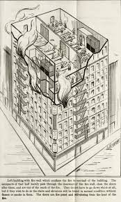 building fire safety fire wall sketch from state of new york