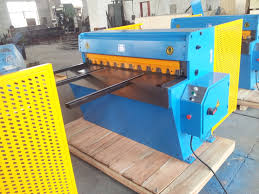 Woodworking Machinery Services Belleville by Plate Shearing Machine China Plate Shearer Manufacturer And Supplier