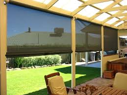 Insulated Patio Doors Shade Wide Enough To Cover Fixed And Sliding Portion Of