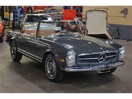 mercedes california 1967 mercedes 250sl california coupe for sale classiccars