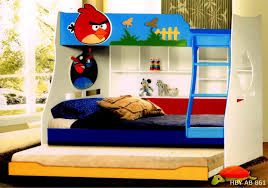 bedroom design pull out bed for kids cool miao miao kids bunk