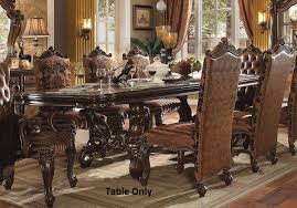acme furniture 611009tc versailles dining room sets appliances