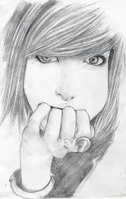 pictures cute pencil painting drawings art gallery