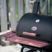 Patio Classic Charcoal Grill by Char Griller Wrangler Charcoal Grill Hayneedle