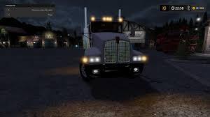 2016 kenworth t600 kenworth t600 v1 truck farming simulator 17 mod fs 2017 mod