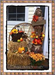 Fall Hay Decorations - the 25 best fall wagon decor ideas on pinterest fall porch