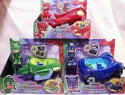 pj masks vehicles gekko mobile catboy cat car owlette owl glider