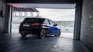 peugeot 308 gti 2016 peugeot 308 gti new car showroom hatch sports car test drive