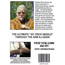 Upholstery Dvd Ultimate No Trick Needle Through Arm By Seamus Seanachaoi Dvd