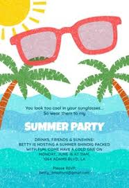 pool party invitations free pool party invitation templates greetings island