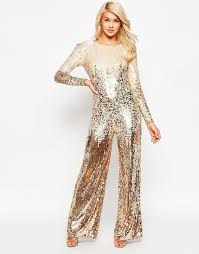 sequined jumpsuit asos collection ombre stripe sequin jumpsuit where to buy how