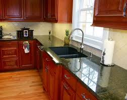 Granite With Cherry Cabinets In Kitchens 72 Best Kitchen Ideas Images On Pinterest Kitchen Kitchen Ideas