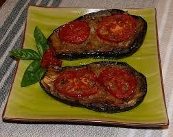 cuisiner des aubergines au four recette aubergine à l ail
