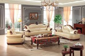 european style sectional sofas european leather furniture luxury big leather sofa set living room